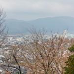 継体天皇が見つめる福井市の風景