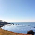 開放感あふれる海原