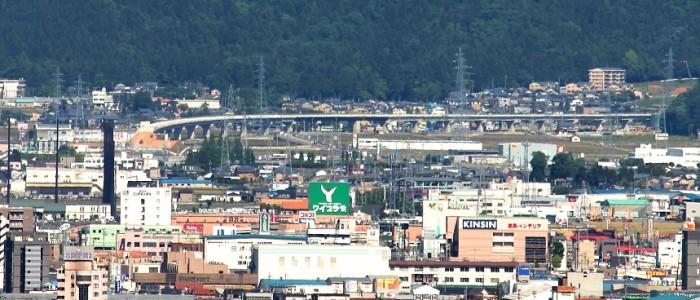 福井北インター:中部縦貫自動車道