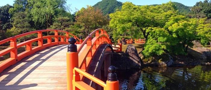 武生:紫式部公園